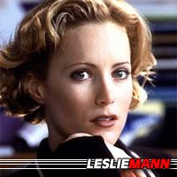 Leslie Mann  Actrice, Doubleuse (voix)