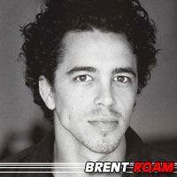 Brent Roam  Acteur