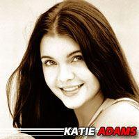 Katie Adams  Actrice