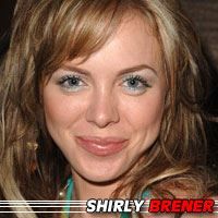 Shirly Brener  Actrice