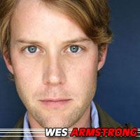 Wes Armstrong  Acteur