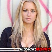 Jessica Morris  Actrice