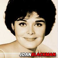 Joan Blackman  Actrice