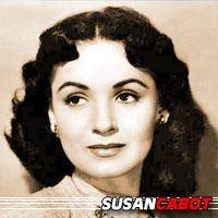 Susan Cabot  Actrice