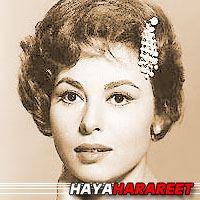 Haya Harareet  Actrice
