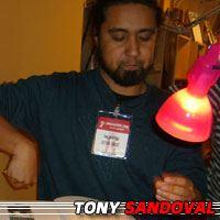 Tony Sandoval  Scénariste, Dessinateur