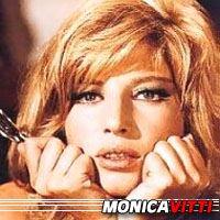Monica Vitti  Actrice