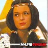 Marie Versini  Actrice