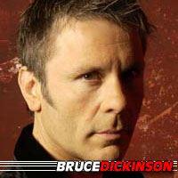 Bruce Dickinson  Scénariste