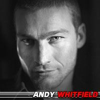 Andy Whitfield  Acteur
