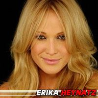 Erika Heynatz  Actrice