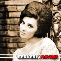 Beverly Adams  Acteur
