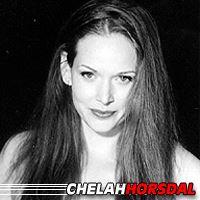 Chelah horsdal  Actrice