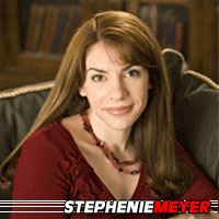 Stephenie Meyer  Auteure
