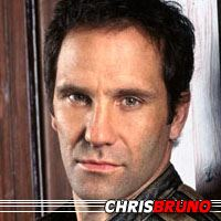 Chris Bruno  Acteur