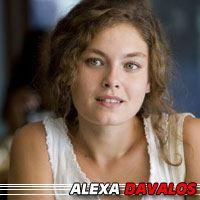 Alexa Davalos  Actrice