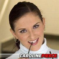 Caroline Pierce  Actrice