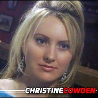 Christine Cowden