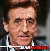 Jean Lefebvre  Acteur