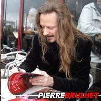Pierre Brulhet  Auteur