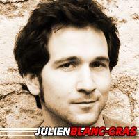 Julien Blanc-Gras  Auteur