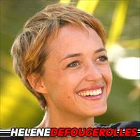 Hélène de Fougerolles  Actrice