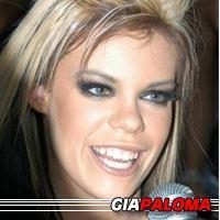 Gia Paloma  Actrice