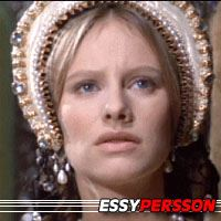 Essy Persson  Actrice