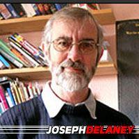 Joseph Delaney  Auteur