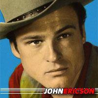 John Ericson  Acteur