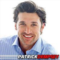 Patrick Dempsey  Acteur