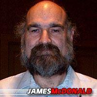 James D. MacDonald  Auteur