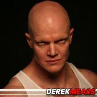 Derek Mears  Acteur
