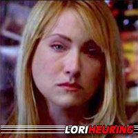 Lori Heuring  Actrice