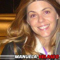 Manuela Velasco  Acteur