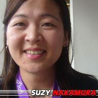 Suzy Nakamura  Actrice