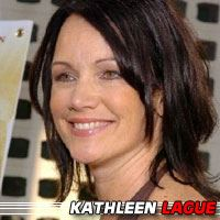 Kathleen LaGue  Actrice
