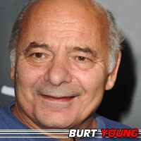 Burt Young  Acteur