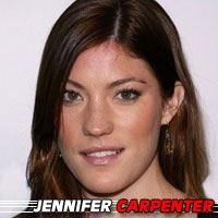 Jennifer Carpenter  Actrice
