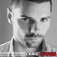 Craig Stovin  Acteur