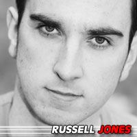 Russell Jones  Acteur