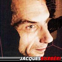 Jacques Barbéri  Auteur