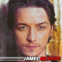 James McAvoy  Acteur