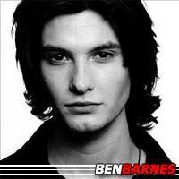 Ben Barnes  Acteur
