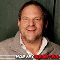 Harvey Weinstein  Producteur, Producteur exécutif, Scénariste
