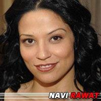Navi Rawat  Actrice