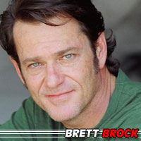 Brett Brock  Acteur