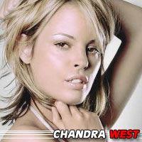 Chandra West