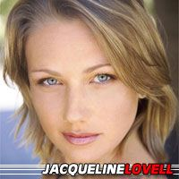 Jacqueline Lovell  Actrice