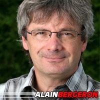 Alain Bergeron  Auteur